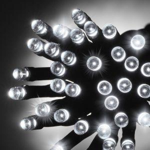 Beyaz led 10 metre eklemeli yılbaşı ışıkları Hesaplı Dükkan