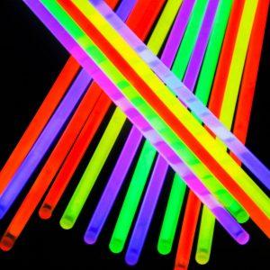 Karışık renk fosforlu çubuk