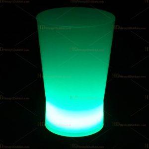 Glow ışıklı bardak toptan ucuz fiyat kadeh satış