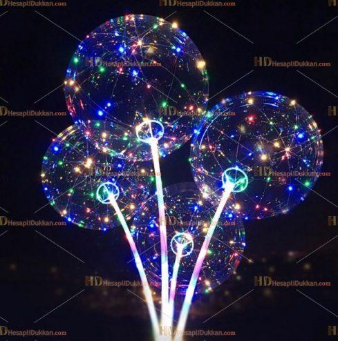 Toptan led ışıklı balon