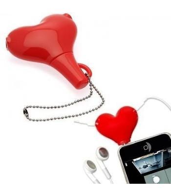 Kalpli kulaklık çoklayıcı promosyon ürünü