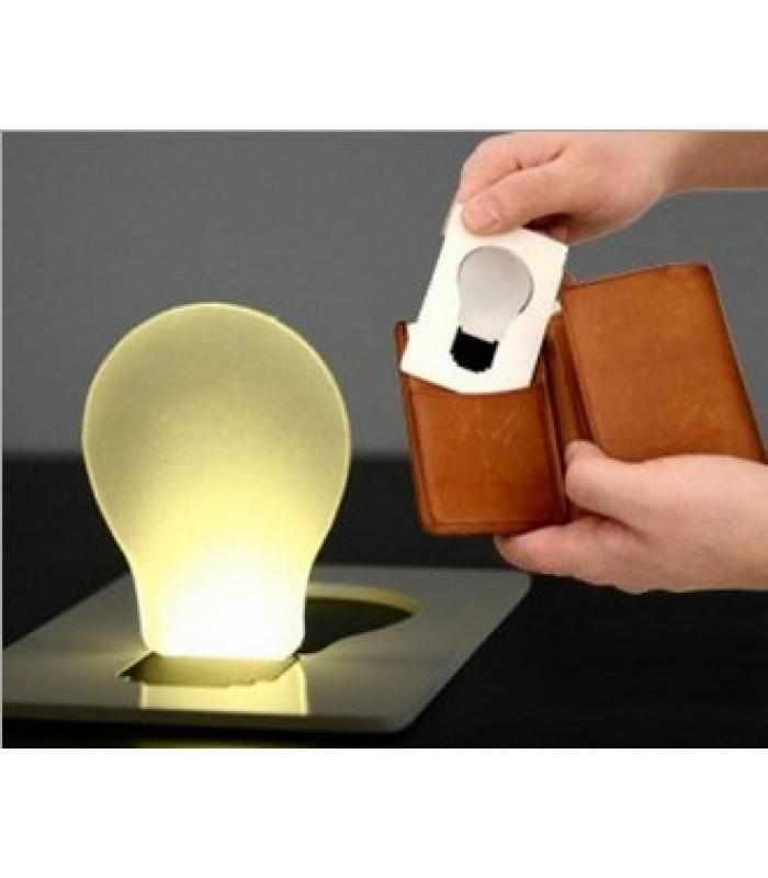 Ampül şeklinde promosyon lamba cep lambası