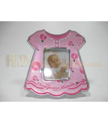 Kız bebek buzdolabı süsleri elbise magnet