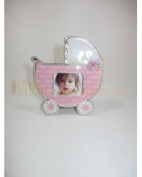 Bebek magnet çerçeve bebek arabası