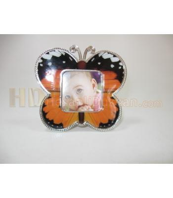 Bebek magneti şirin kelebek şeklinde