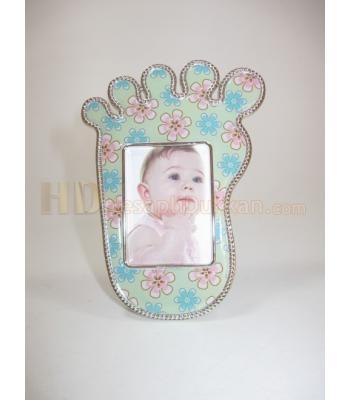 Bebek mevüdü buzdolabı süsleri bebek ayağı