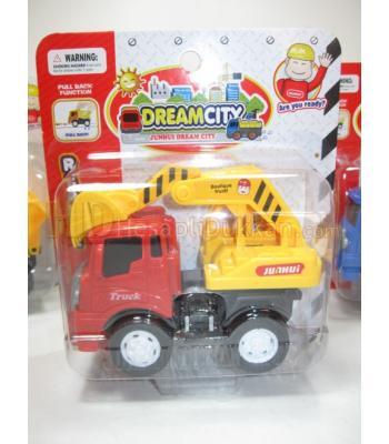Kırılmaz iş arabaları oyuncak iş makineleri