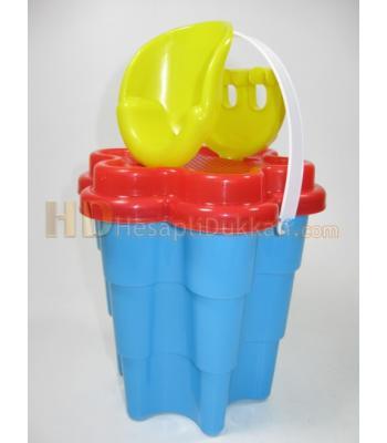 Kaliteli kum kova seti oyuncak satış