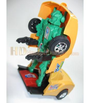 Robot araba promosyon oyuncak