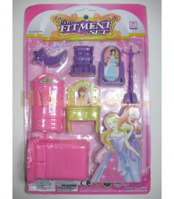 Promosyon oyuncak yatak odası seti