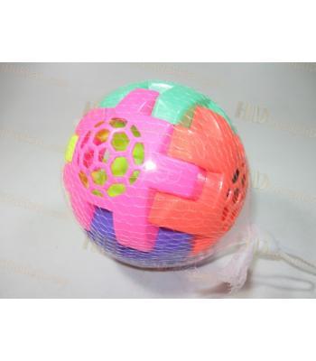 Çıngıraklı bultak top zeka oyuncağı