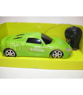 İki fonksiyonlu kumandalı araba