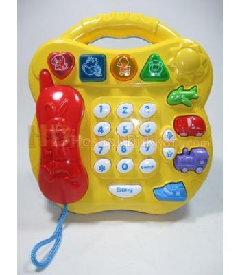Eğitici oyuncak telefon ingilizce yardımcısı