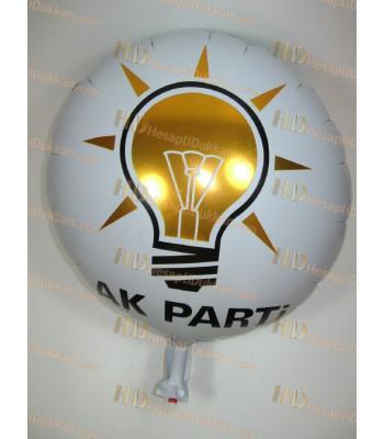 Ak parti promosyon ürünü uçan balon