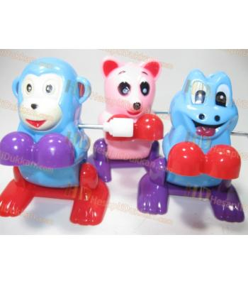 Kurmalı takla atan promosyon oyuncakları