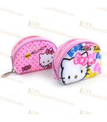 Hello Kitty fermuarlı çanta çocuklara promosyon