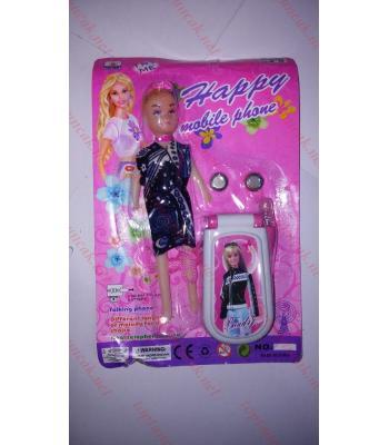 Toptan oyuncak bebekli telefon