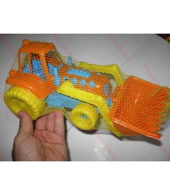 Toptan oyuncak plastik kepçe