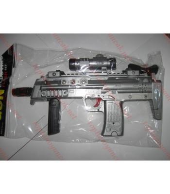 Toptan ışıklı pilli sesli tabanca TOY1200