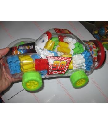 Toptan arabalı lego