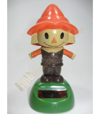 Güneş enerjili oyuncak dans eden çöp adam
