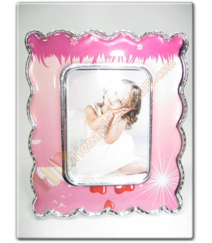 Bebek yada çocuk için buzdolabı resim çerçevesi