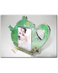 Çaydanlık figürlü bebek magnet buzdolabı süsü