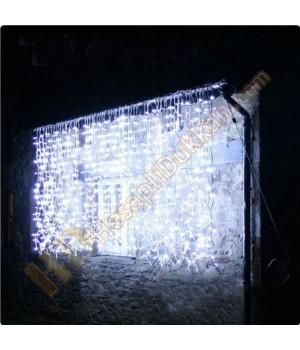 Akar perde yılbaşı ışığı 1 x 1,5 beyaz