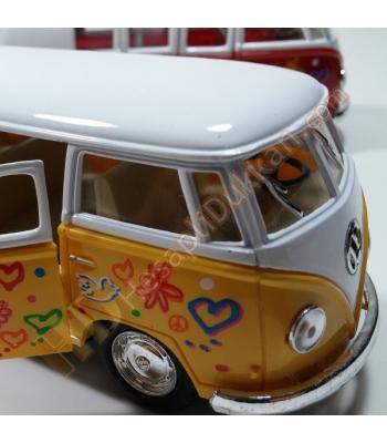 Promosyon oyuncak vosvos volkswagen minibüs