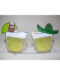Tekila bardağı şeklinde parti gözlüğü R100