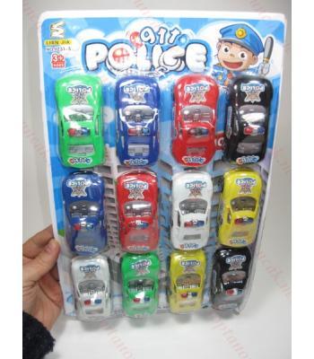 Toptan oyuncak araba seti 12 li