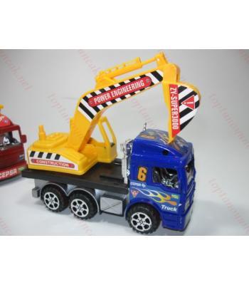 Toptan oyuncak iş makineleri