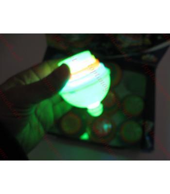 Toptan sürtmeli ışıklı renkli topaç