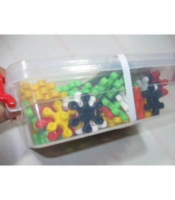 Toptan papatya puzzle sandıklı oyuncak