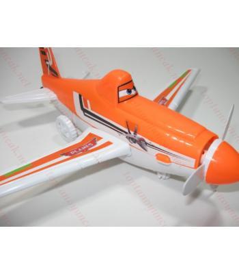 Toptan oyuncak uçak ipli pervaneli