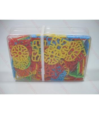 Toptan sandıklı puzzle 600 gr
