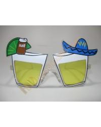 Tekila bardağı parti gözlükleri 3 renk
