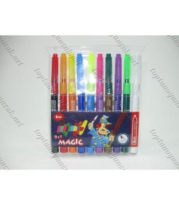Toptan sihirli boya kalemleri seti