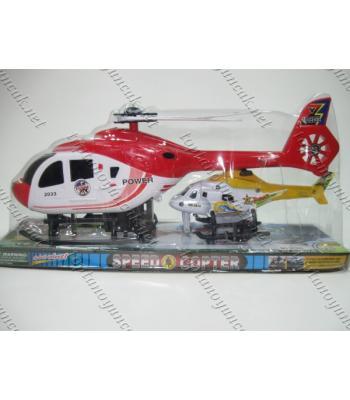 Toptan oyuncak helikopter ikili
