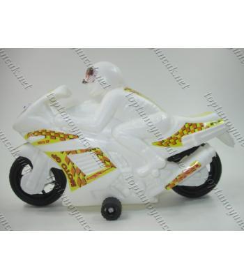 Büyük motosiklet plastik toptan oyuncak