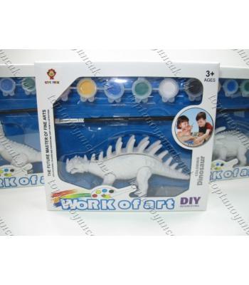 Dinozor boyama toptan eğitici oyuncak