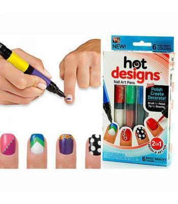 Hot Designs Tırnak Süsleme Kalemleri