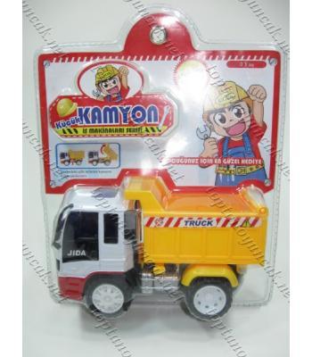 Kırılmaz iş makinesi kamyon TOY1441