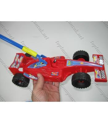 Sopalı yarış arabası formula