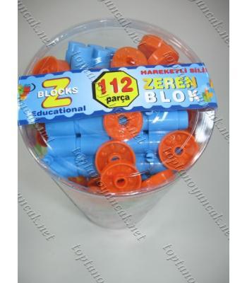 112 parça toptan blok lego satış