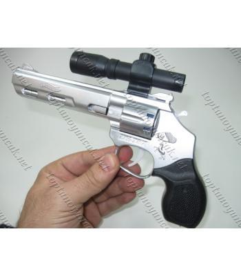 Toptan oyuncak kapsül tabanca dürbünlü