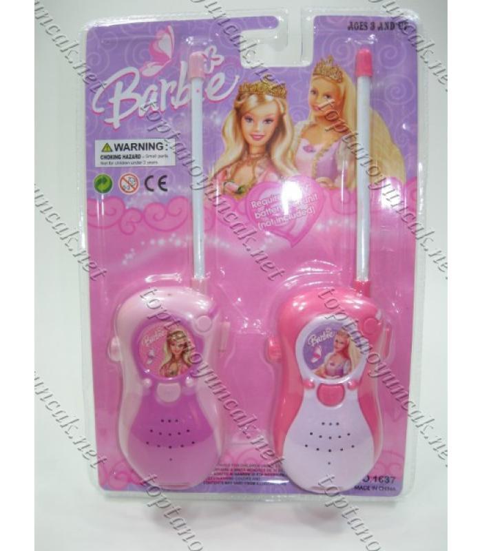 Barbie telsiz oyuncak