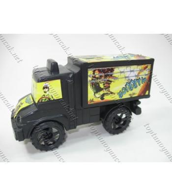 Plastik polis arabası TOY1500