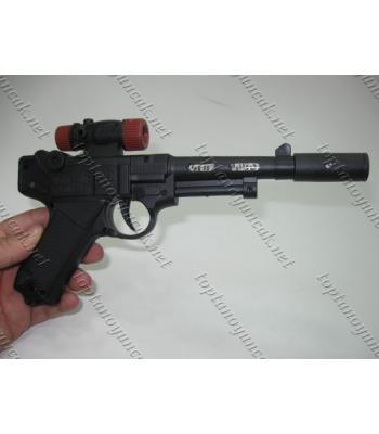 Toptan oyuncak silah pilli susturuculu