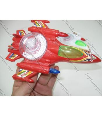 İpli ışıklı uçak toptan promosyon oyuncak